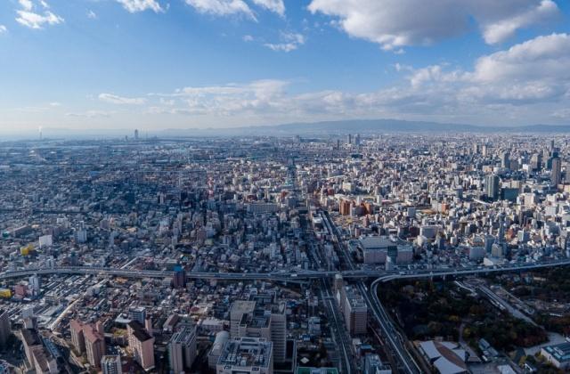 熊本の街並み