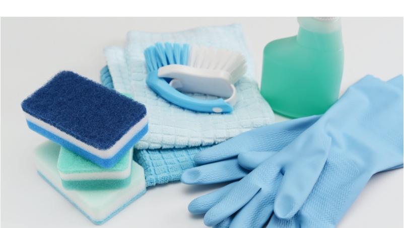 掃除の道具