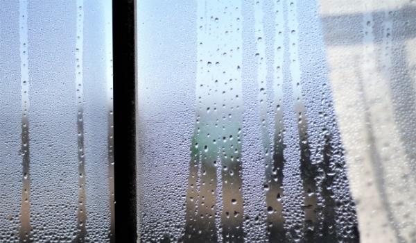 部屋の湿気